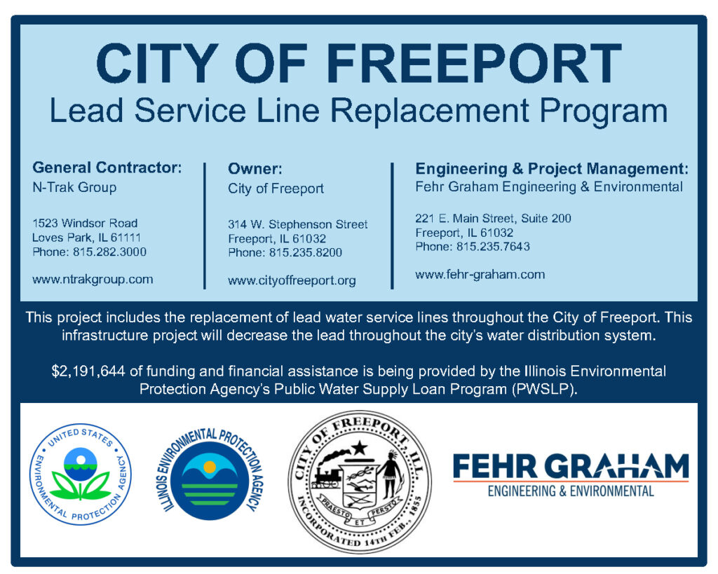 IEPA Lead Service Replacement Program